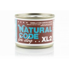 Natural Code for Dog XL2 185g