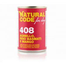 Natural Code for Dog 400g