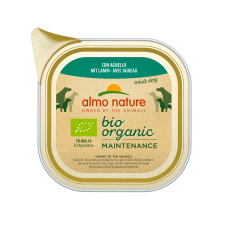 Almo Nature Bio Organic Maintanance tacka 100g