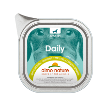 Almo Nature Dog Daily tacka 100g