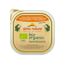 Almo Nature Bio Organic Maintanance tacka 300g