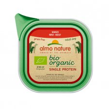 Almo Nature Bio Organic Single Protein tacka 150g