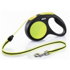 Flexi New Classsic Neon XS linka 3m do 8kg