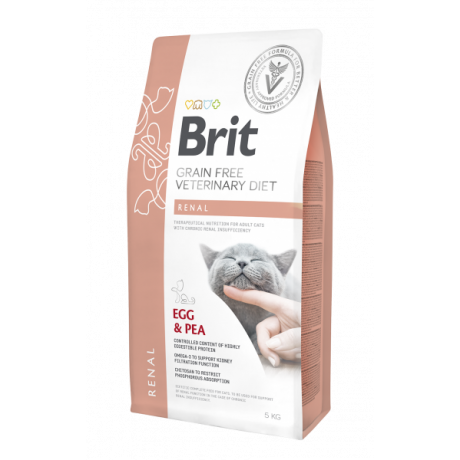 Brit Veterinary Diets Cat Grain Free Renal