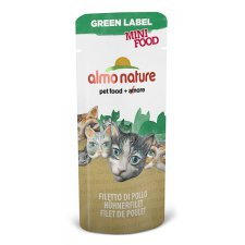 Almo Nature Green Label Mini Food filet z kurczaka