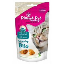 Planet Pet Silky Coat and Healthy Skin przysmak na włosy i skórę z łososiem