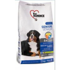 1st Choice Dog Less Active & Senior Medium & Large Breeds