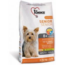 1st Choice Dog SeniorToy & Small Breeds