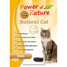 Power of Nature Natural Cat Fees Favorite z kurczakiem
