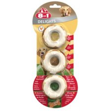 8in1 Delights Bones Rings ringi do żucia