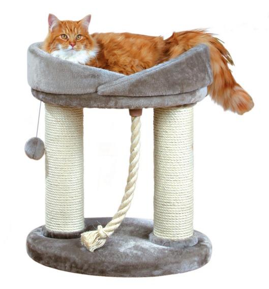 trixie drapak dla kota z legowiskiem marcela drapaki akcesoria dla kota. Black Bedroom Furniture Sets. Home Design Ideas