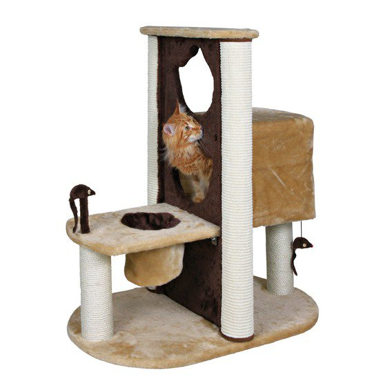 trixie amelia drapak dla kota drapaki akcesoria. Black Bedroom Furniture Sets. Home Design Ideas