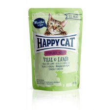 Happy Cat Adult Sterilized saszetka dla kota