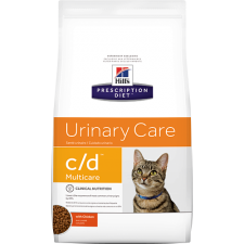 Hill's Prescription Diet Feline c / d Urinary Care różne smaki