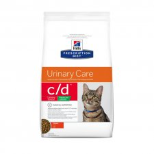 Hill's Feline c / d Urinary Stress Reduced Calorie