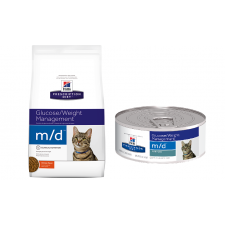 Hill's Prescription Diet Feline m / d