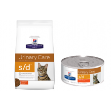 Hill's Prescription Diet Feline s / d Urinary Care