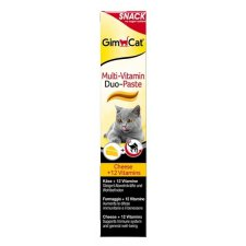 GimaCat Multivitamin Duo Paste pasta witaminowa dla kota 50g