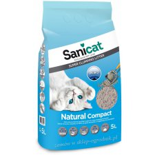 Sanicat Natural Compact