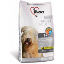 1st Choice Dog Hypoallergenic Potatoes & Duck Formula