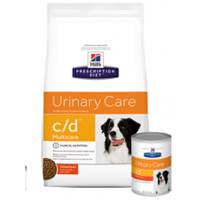 Hill's Prescription Diet Canine c / d Urinary Care