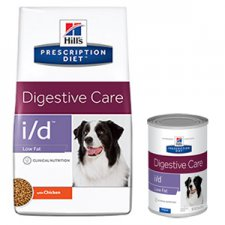 Hill`s Prescription Diet Canine i / d low fat