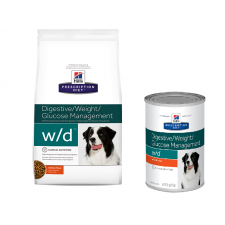 Hill's Prescription Diet Canine w / d Digestive / Weight / Glucose Management