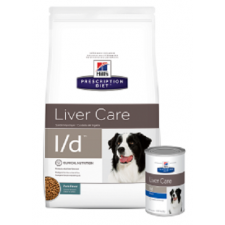 Hill's Canine l / d Liver Care