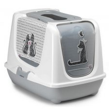 9566e1b2725c8a Yarro Moderna Toaleta Kuweta z filtrem Trendy - Zakochany kot