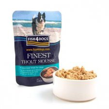 Fish 4 Dogs Finest Trout Mousse z pstrągiem