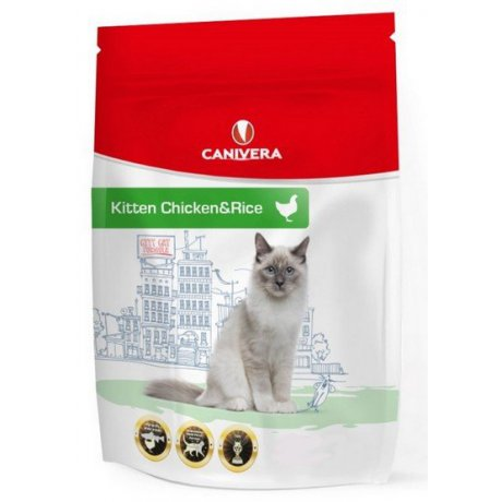Canivera Cat Kitten Chicken & Rice Karma dla kociąt