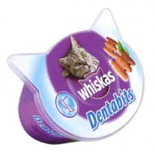 Whiskas Dentabits 40g przysmak na zęby