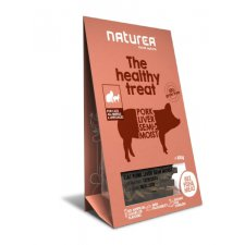 Naturea The Healthy Treat Pork Liver Przysmak z wątróbką dla kota