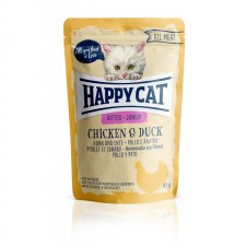 Happy Cat saszetka Junior 85g